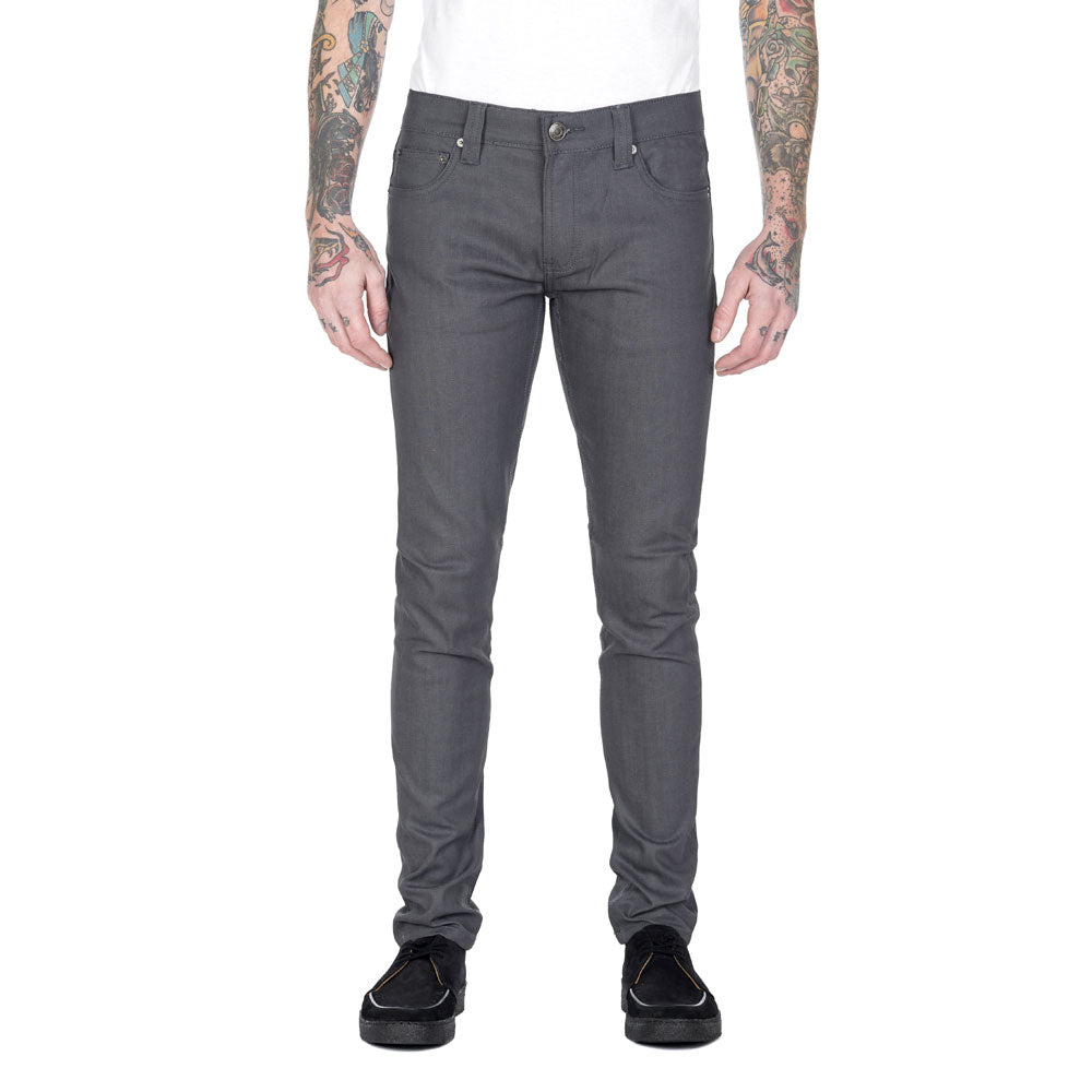Skinny James Denim Jeans -Stone Glory Raw Grey - I NEED MORE
