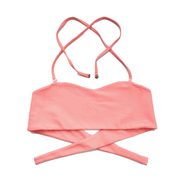 Luna Top in Flamingo - Tonic Bikini