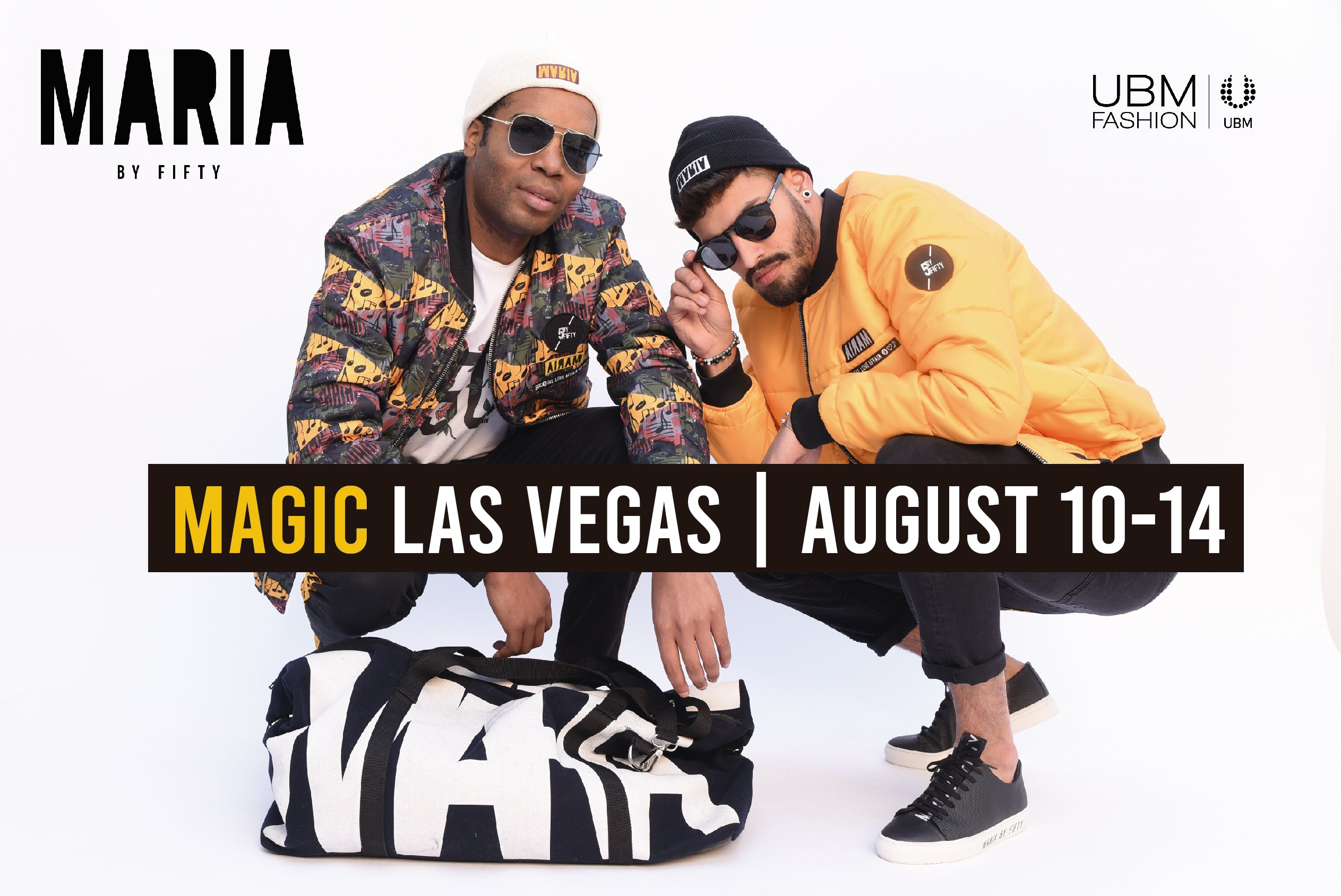 Portuguese Streetwear Brand confirms presence on the biggest American Fashion Convencion. Magic Las Vegas!