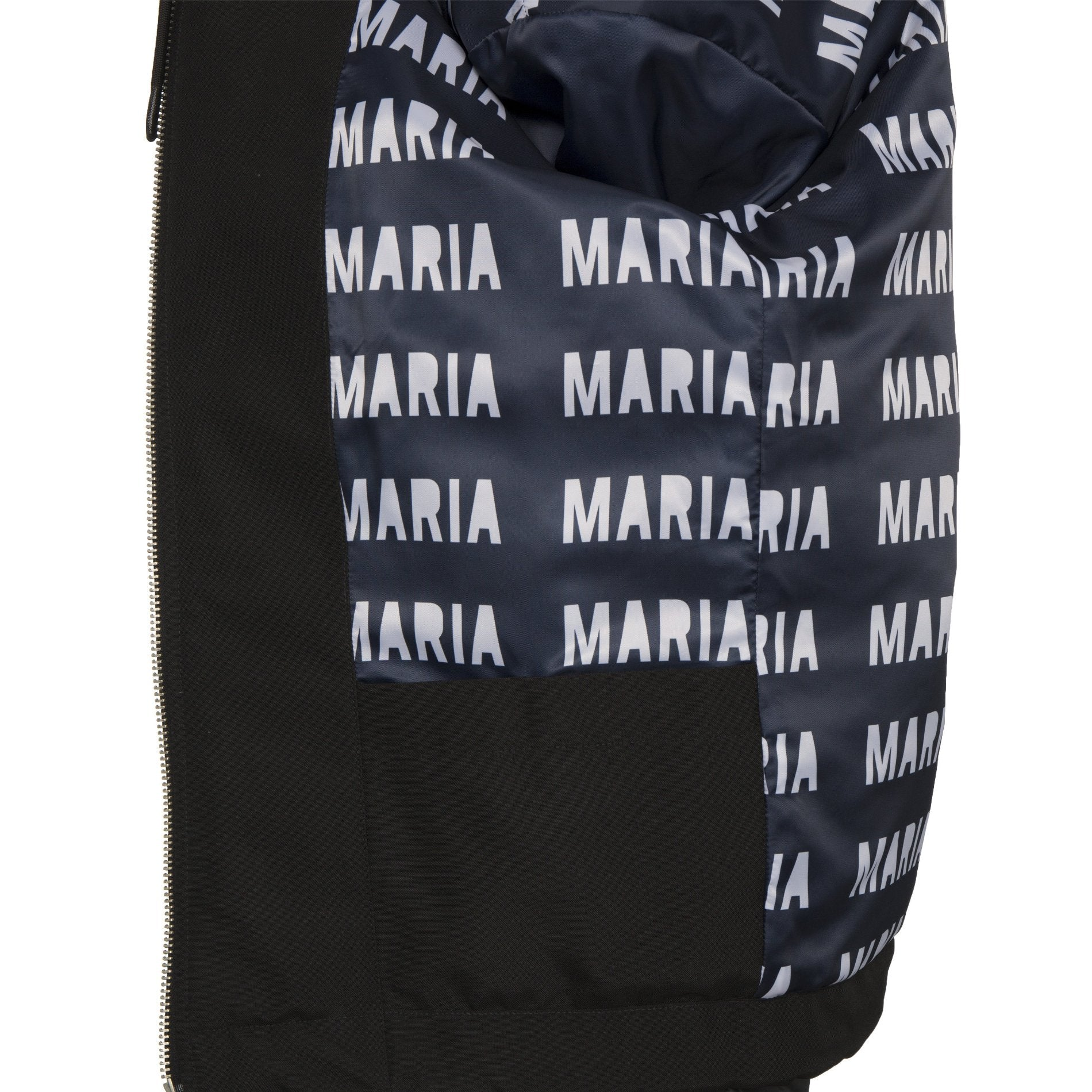 AW18 MARIA by fifty Jacket Ash Limited Edition