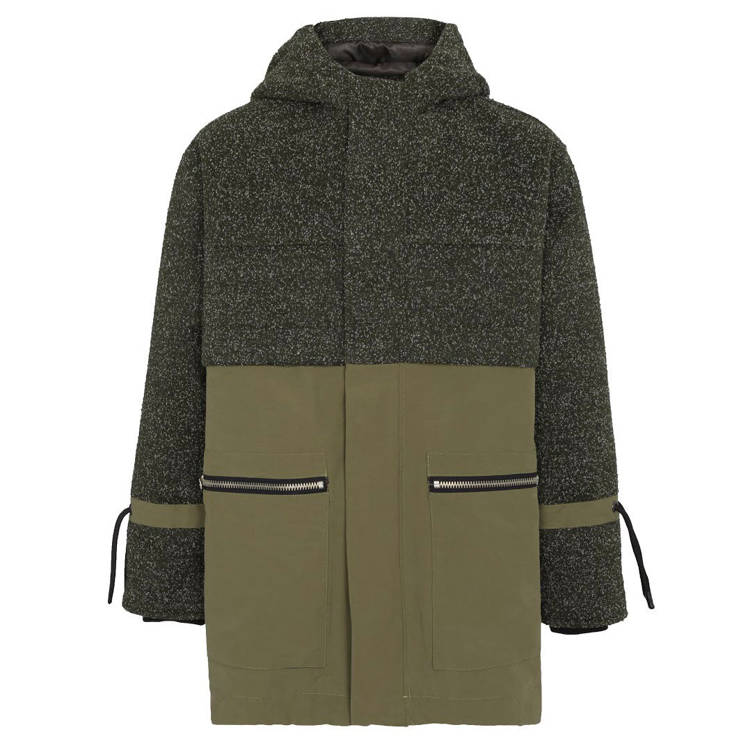 AW18 MARIA by fifty Jacket Drew Limited Edition front