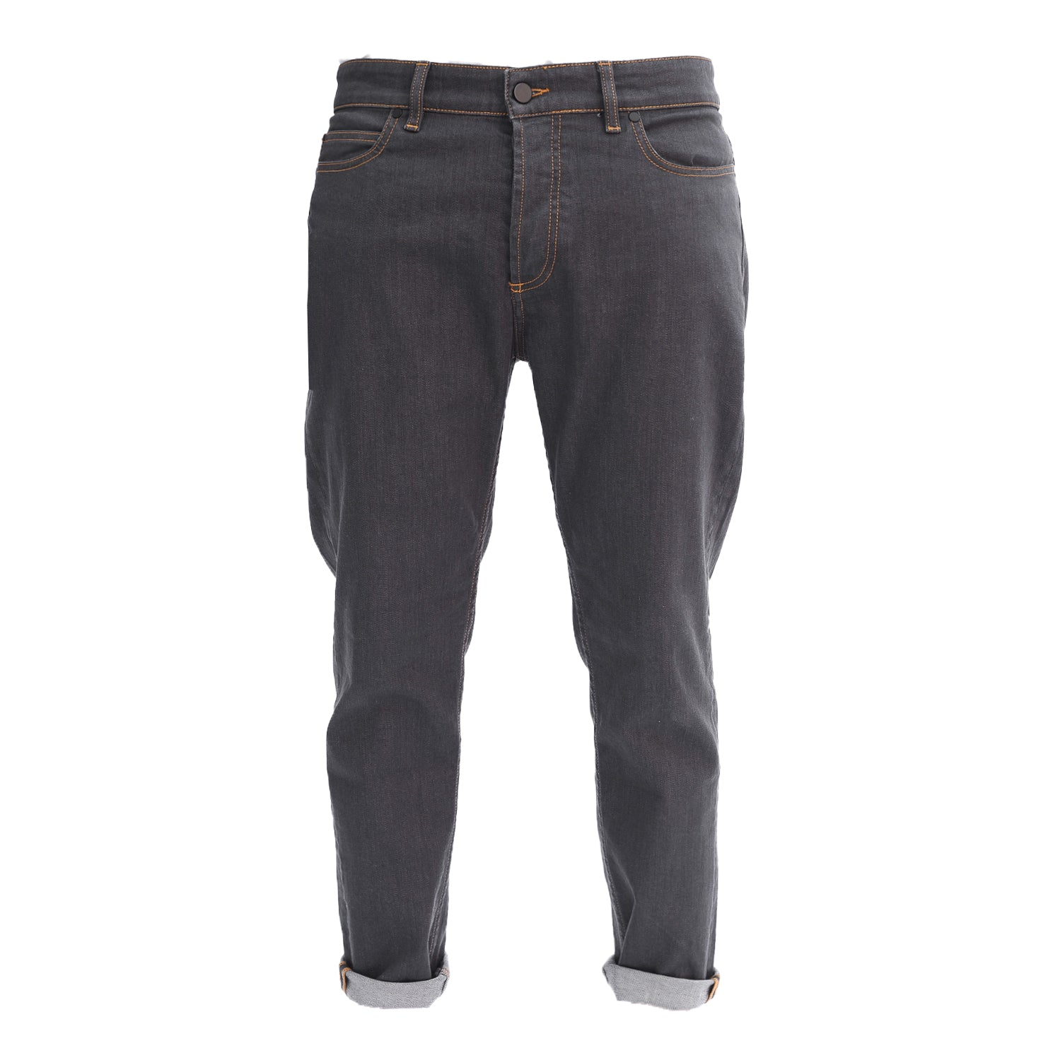 PANTS 5 POCKETS ZERI GREY