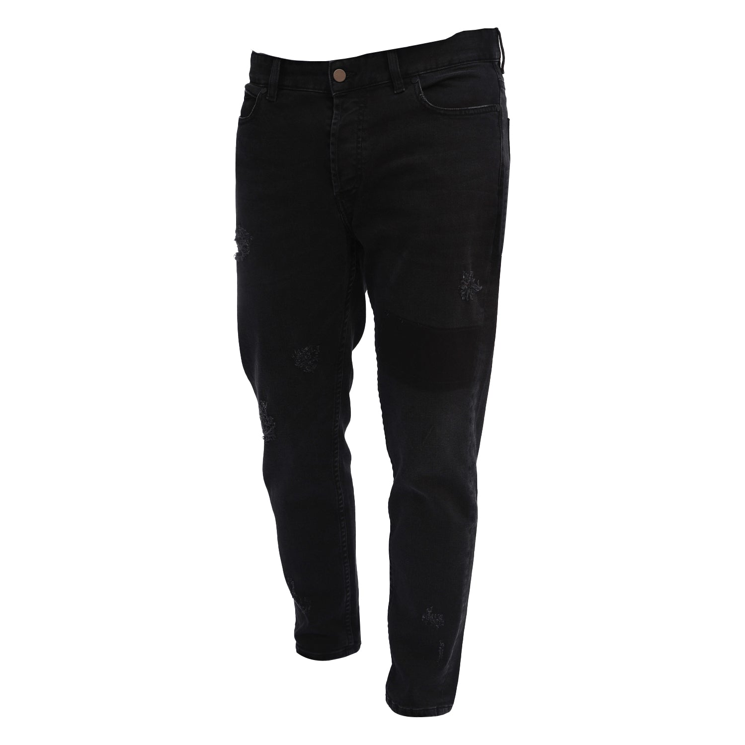 PANTS 5 POCKETS STONE BLACK