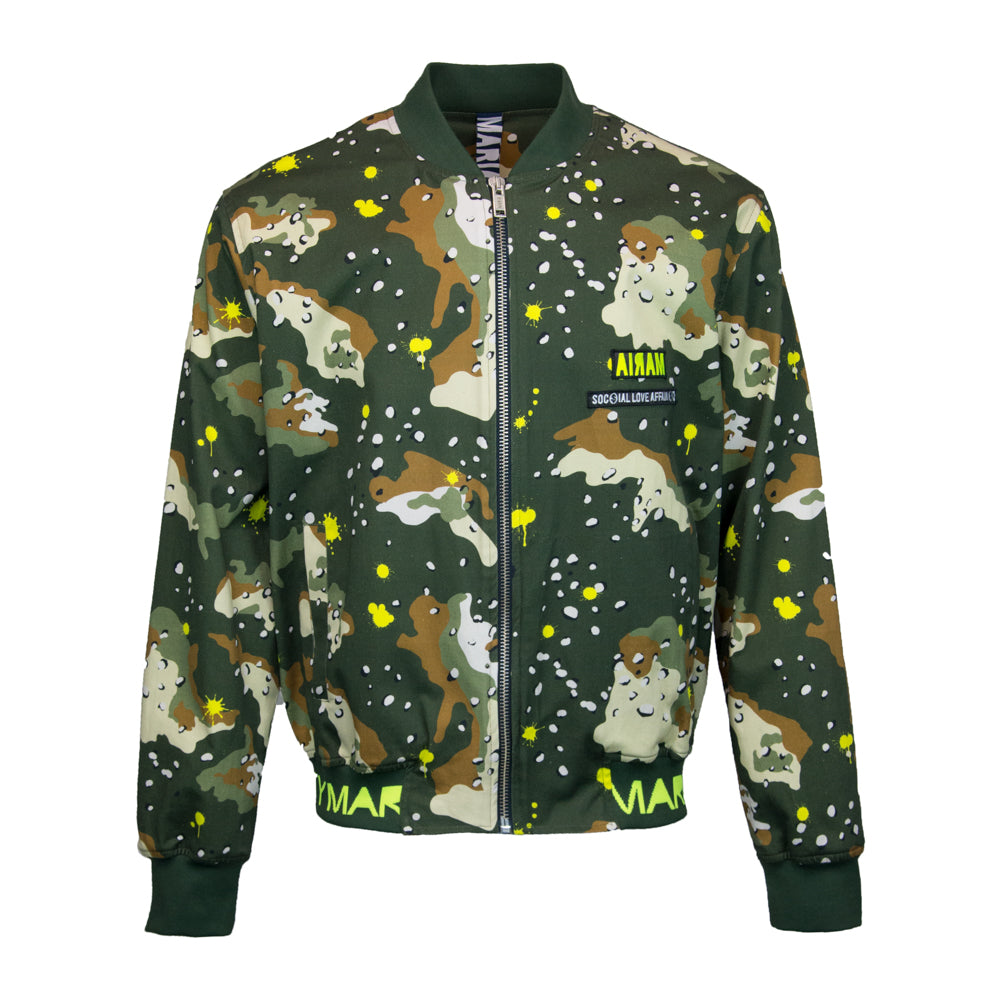 Bomber Jungle Camo