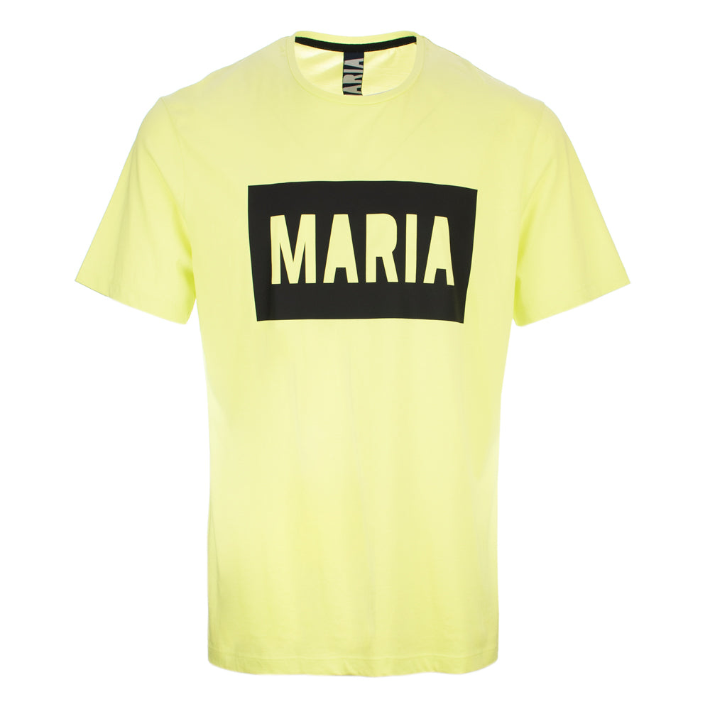 T-Shirt Yellow Box Reflex