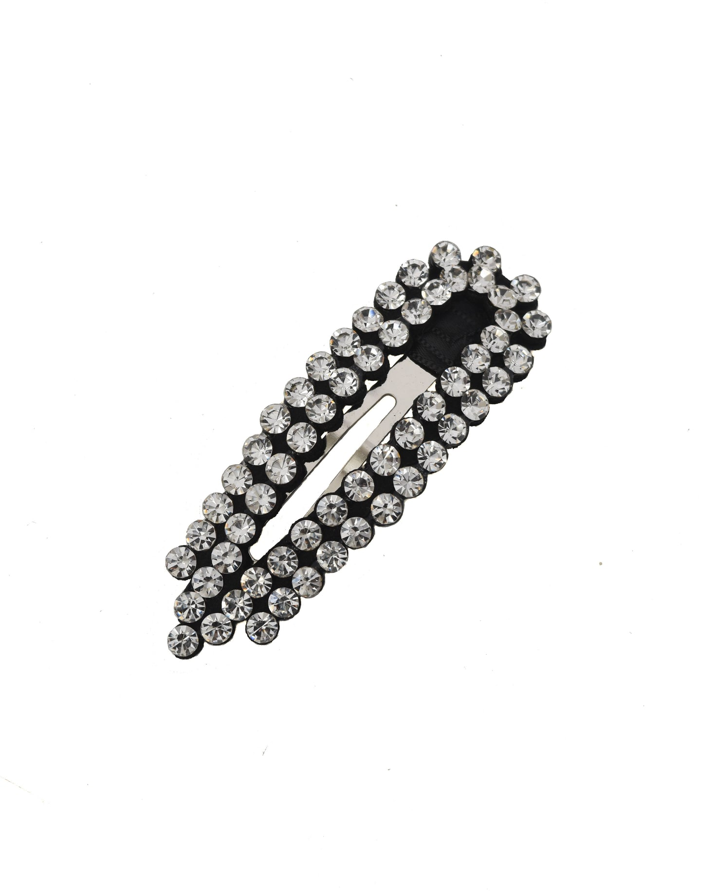 Diamond Hair Barrette