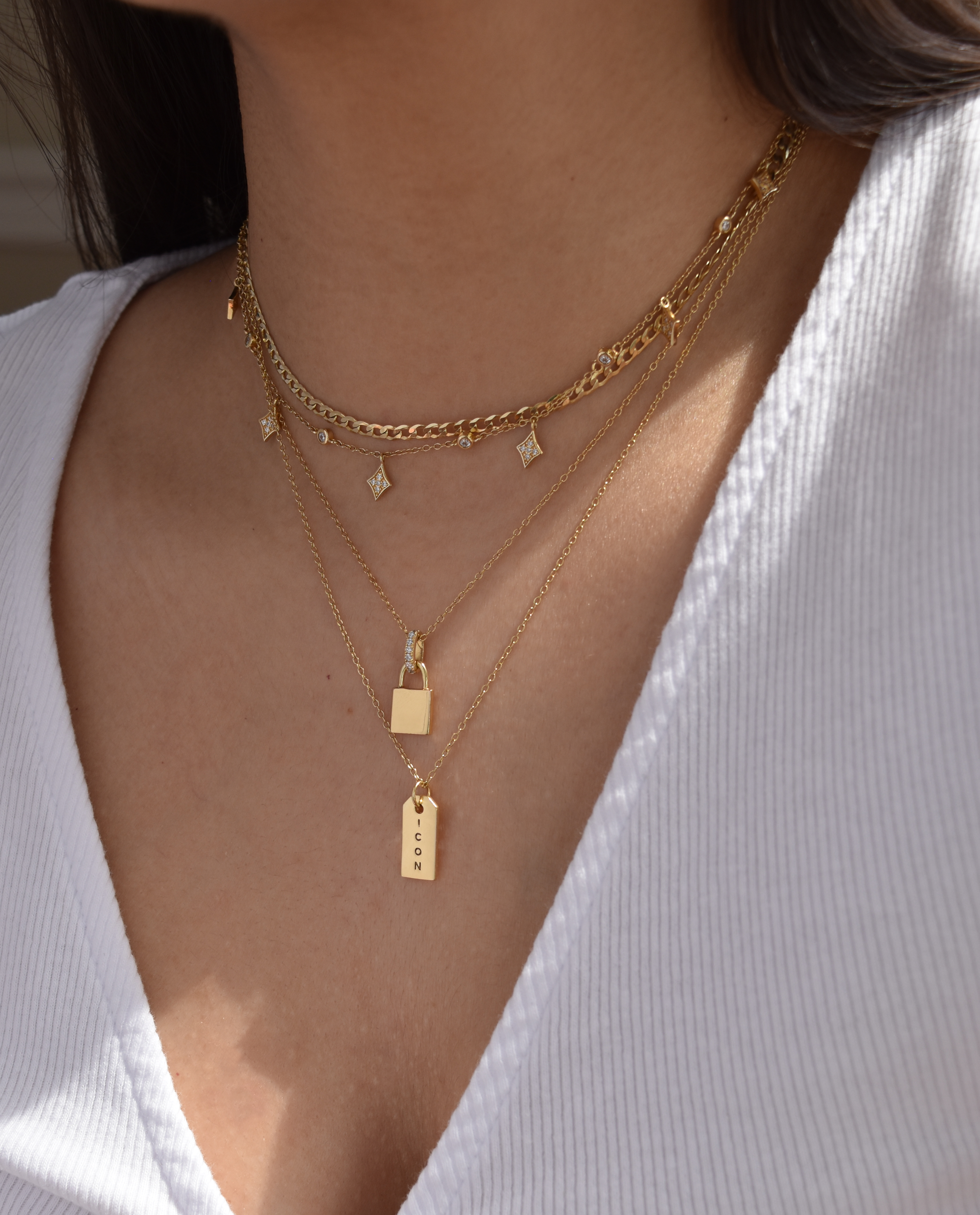 Icon Necklace