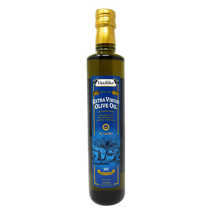 Vasiliko Extra Virgin Olive Oil (17 oz)