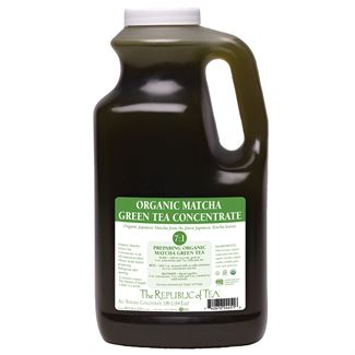 Organic Matcha Green Tea Concentrate  64 ounces