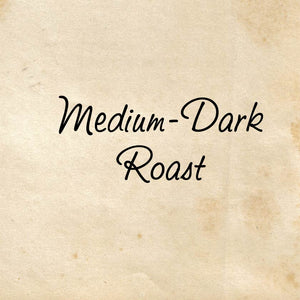 Medium-Dark Roast