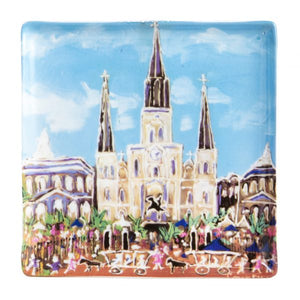 Small Cathedral Tray
