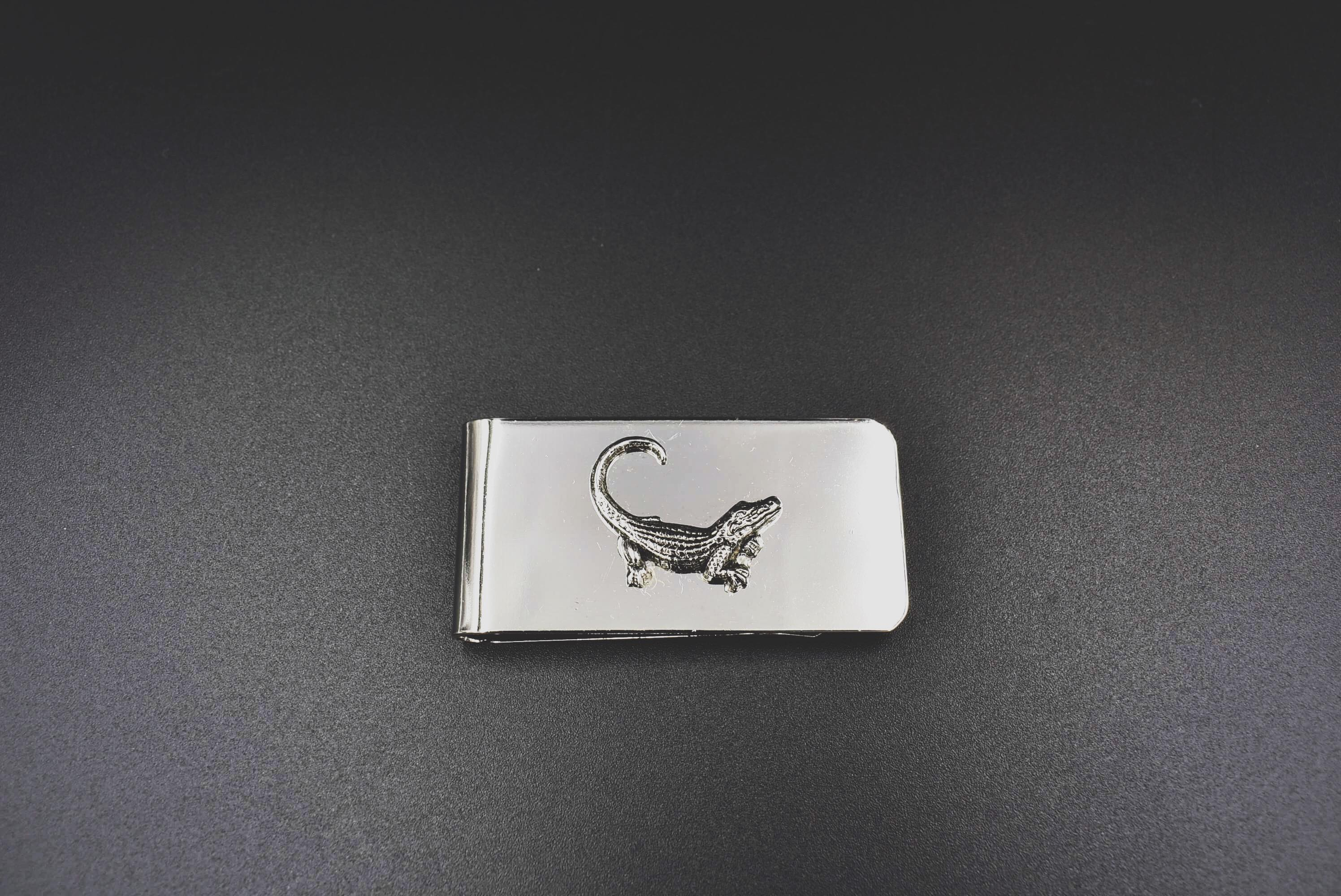 Gator Money Clip