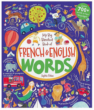 Book of French & English Words