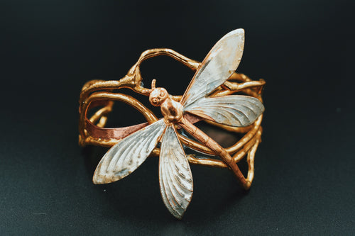Dragonfly Cuff - Large