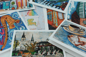 NOLA Love Notecards