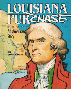 Louisiana Purchase Comic Book
