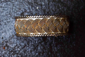 Spratling Silver Braided Cuff
