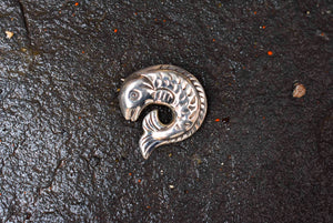 Spratling Silver Fish Pin
