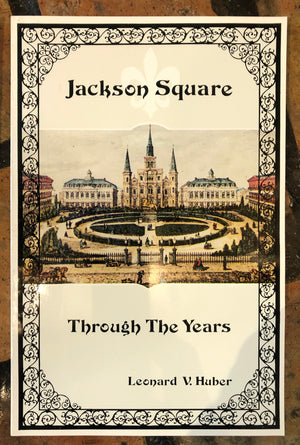 Jackson Square Throughout The Years.