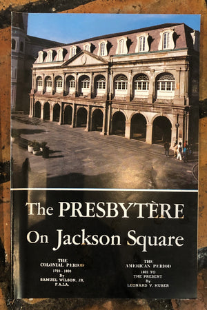 The Presbytere On Jackson Square