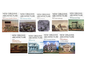 New Orleans Architecture Series - Set