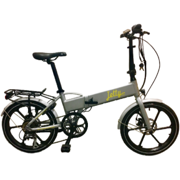Jetty 3.0 Foldable Electric bike - electricwheelz