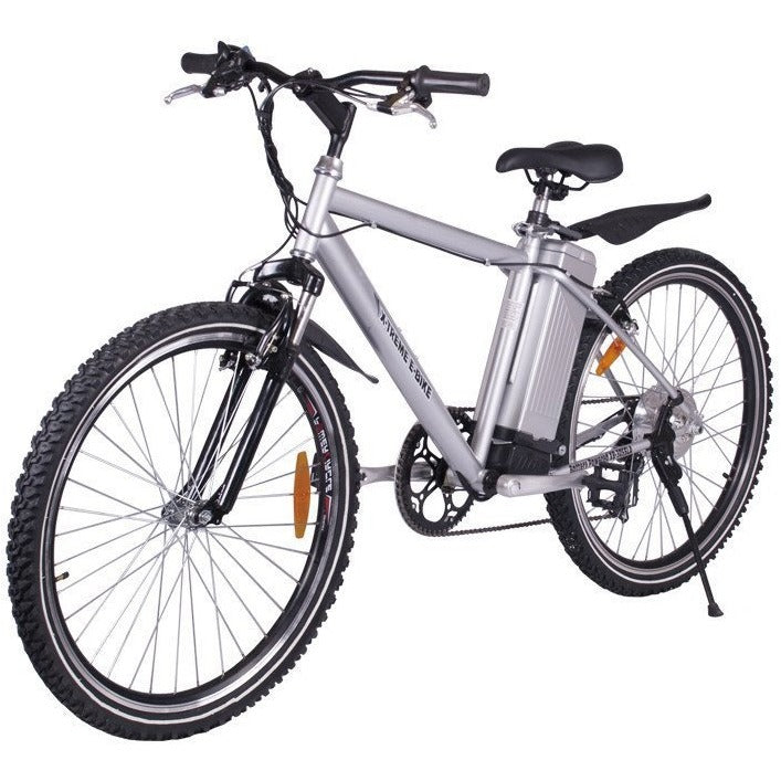 X-Treme Alpine Trails Electric Mountain Bike - electricwheelz