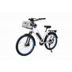 X-Treme Catalina 48 Volt Electric Step-Through Beach Cruiser Bicycle - electricwheelz