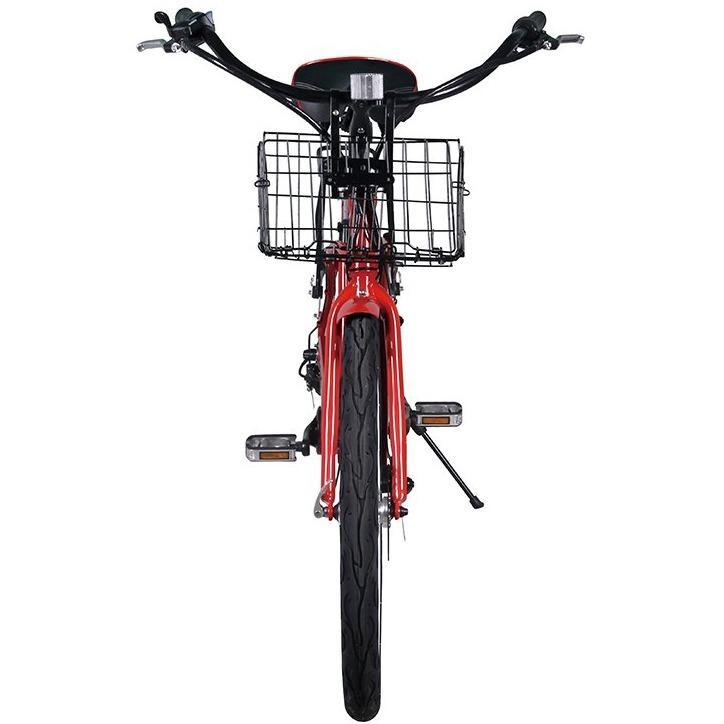 X-Treme Newport Beach Cruiser 24V Ebike with Lithium Battery - electricwheelz
