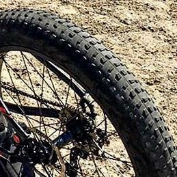 Rogue All Terrain Fat Tire E-bike - electricwheelz