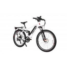 X-Treme Rubicon Electric Mountain Bike - Aluminum Frame - electricwheelz