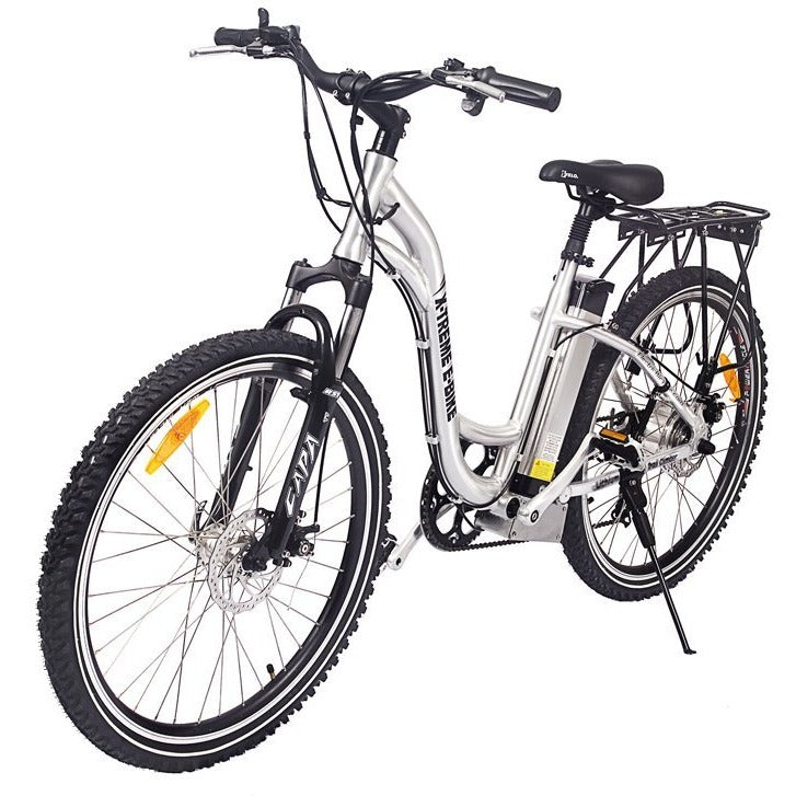 X-Treme Trail Climber Elite Electric Mountain Bike - electricwheelz