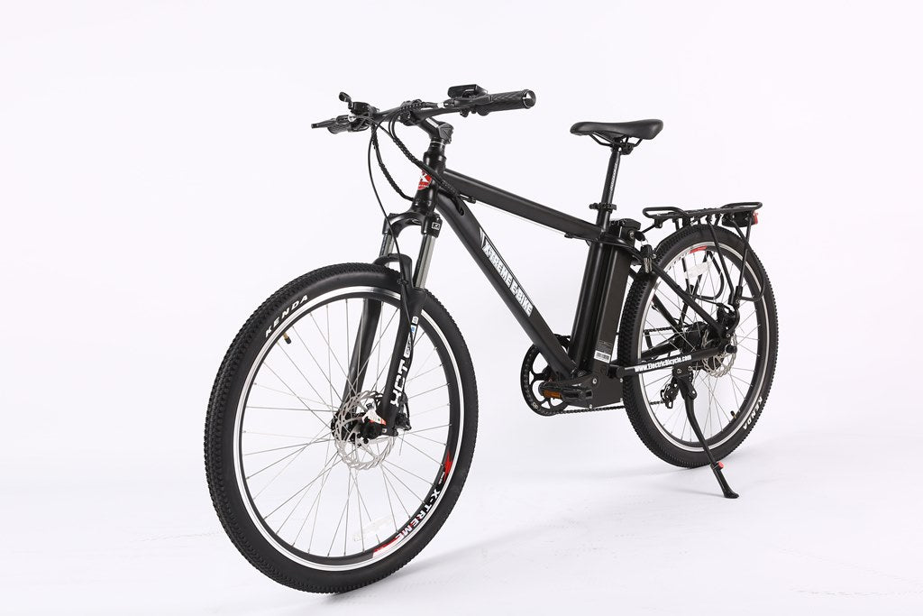 X-Treme Trail Maker Elite Max 36 Volt Electric Mountain Bike - electricwheelz