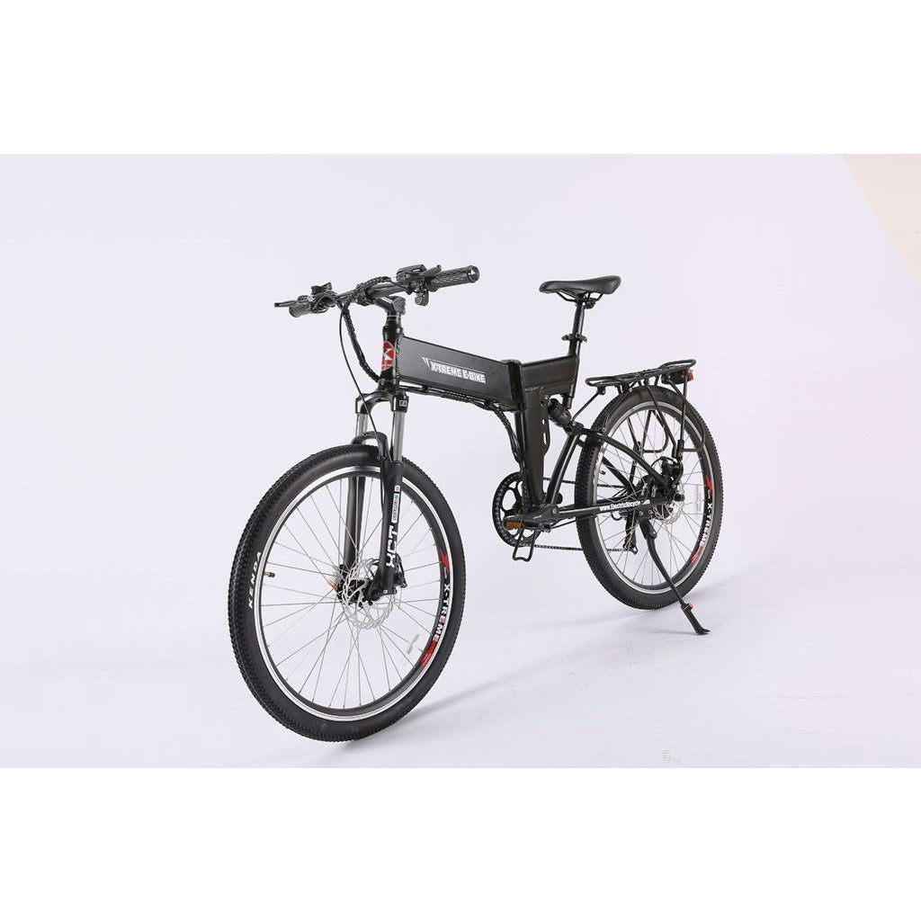 X-Treme X-Cursion Elite Max 36 Volt Electric Folding Mountain Bicycle - electricwheelz