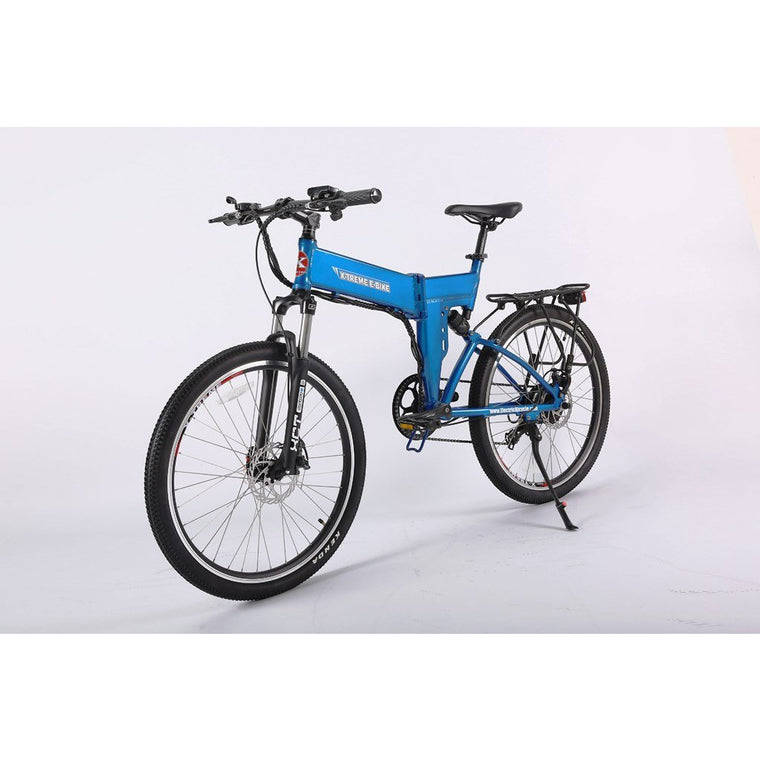 Laguna Beach Cruiser 48 Volt High Power Long Range Electric Bicycle - electricwheelz
