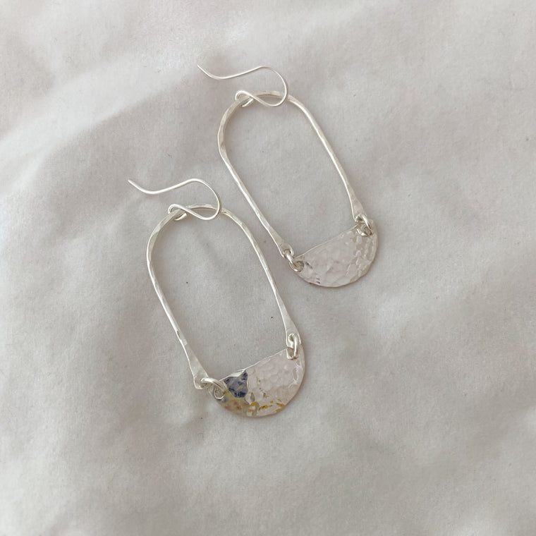 Medium Luna Earrings