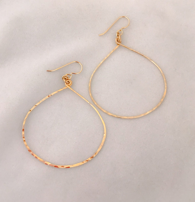Medium Hoops Earrings