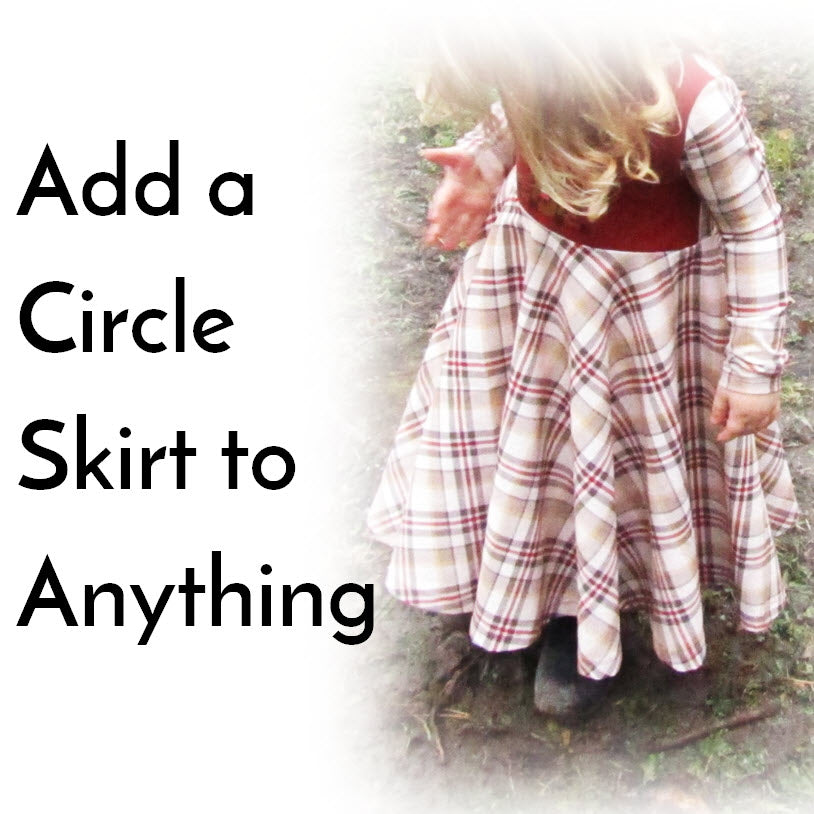 Add a Circle Skirt to Anything