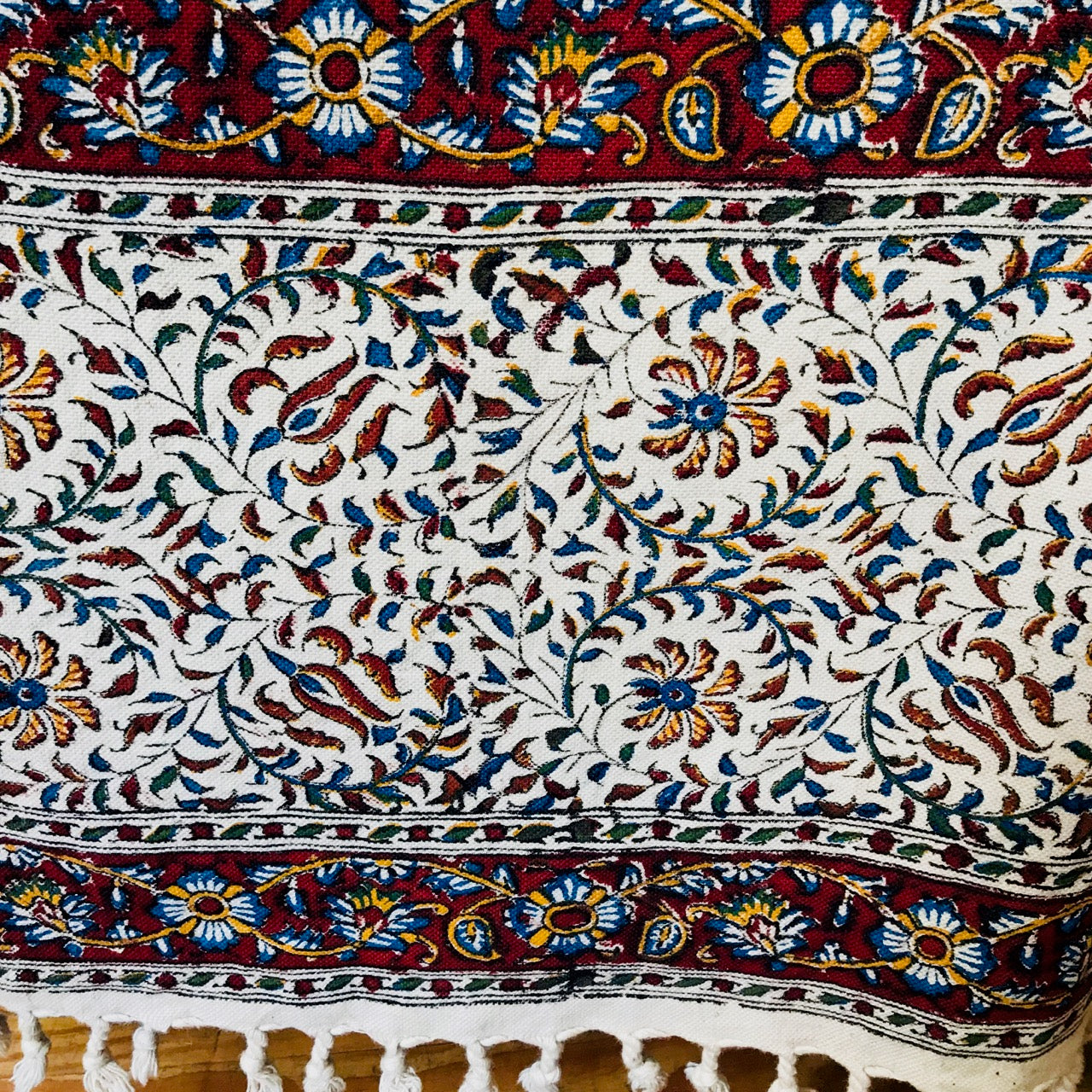 Persian Throw