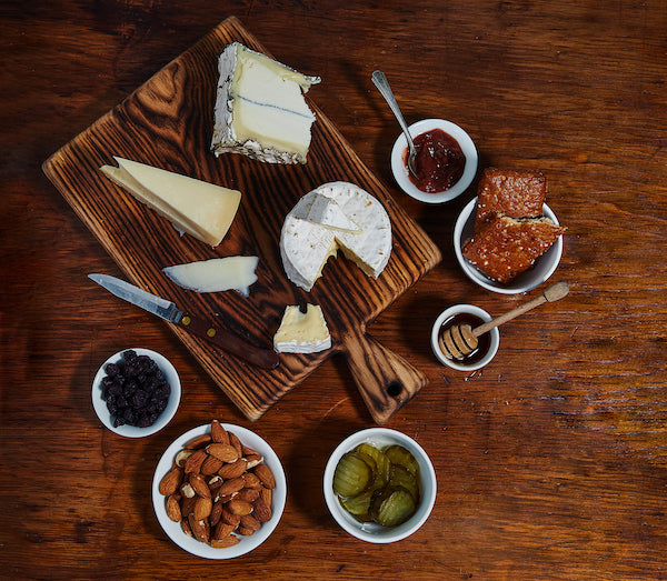 4 Tips for a Perfect Cheese Plate