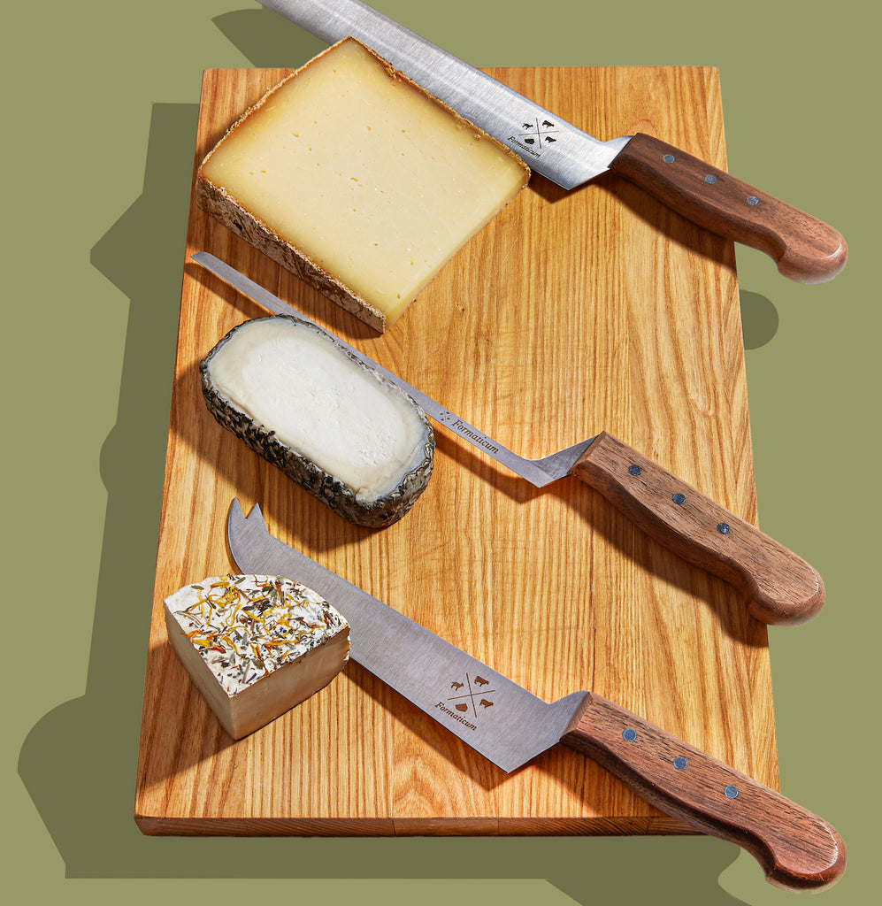 How to Cut Cheese the Right Way
