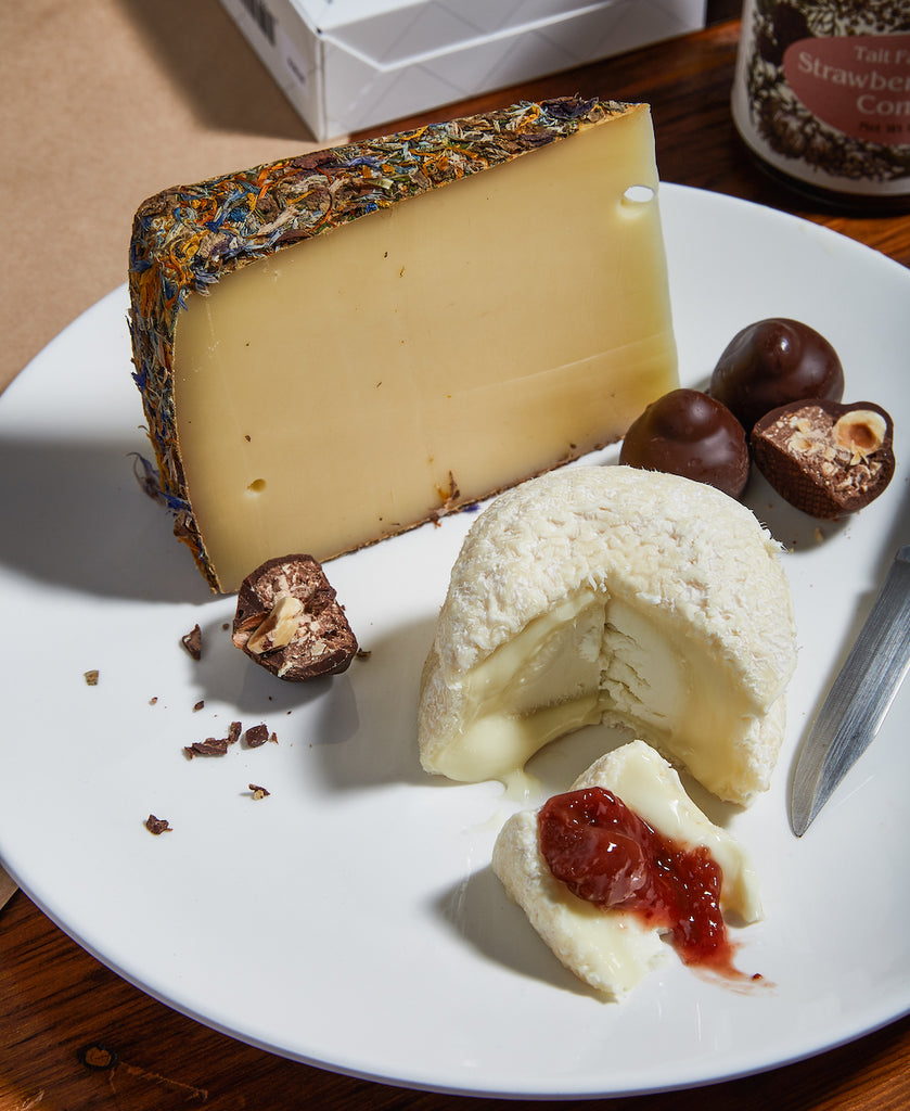 5 Dreamy Cheese Pairings to Try ASAP