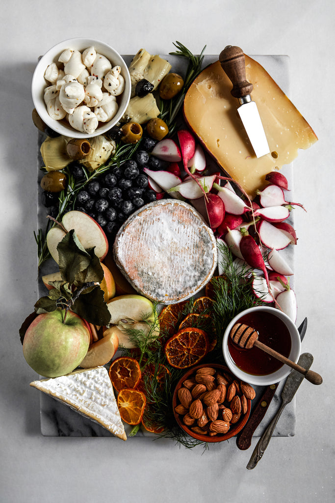 7 Healthy (and Delicious) Cheese Pairings