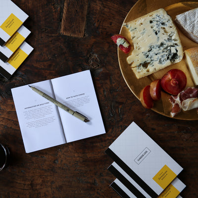 Formaticum Cheese Log Pocket Notebook - Dinner