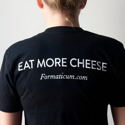 """Eat More Cheese"" T Shirt"