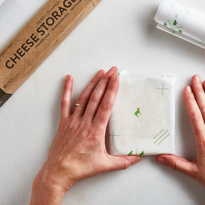Zero Cheese Storage Paper