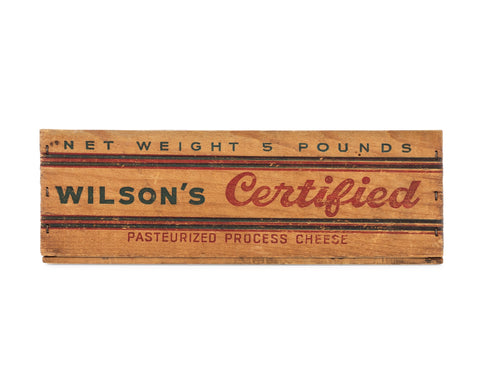 Formaticum Vintage Cheese Box