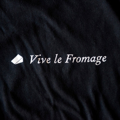 """Vive Le Fromage"" T Shirt"