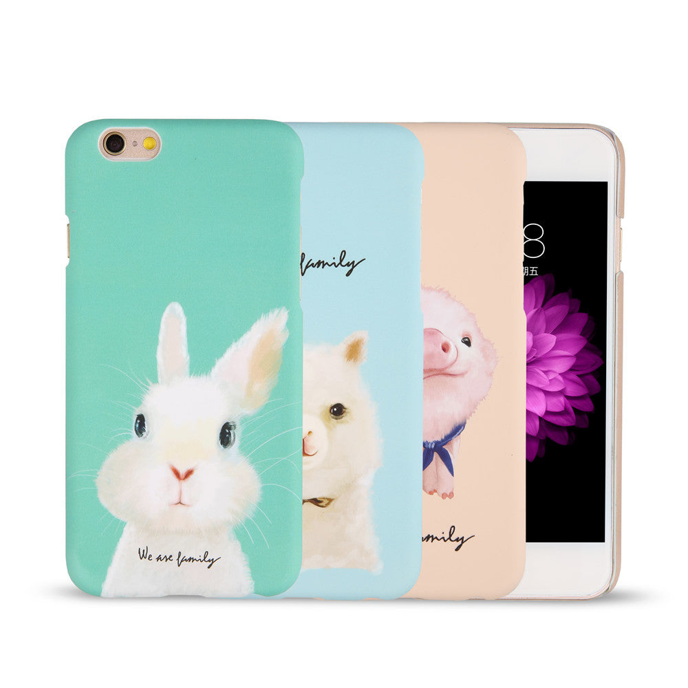 Cute Animal Cases For iPhone Models