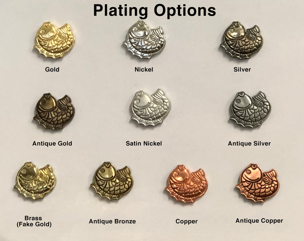 Plating Options